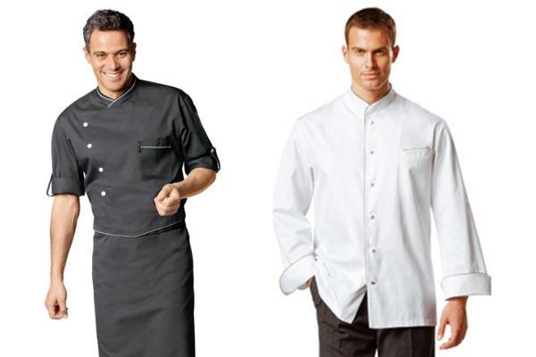 Abbigliamento professionale bragard cucina giacche da cucina julius giacca cuoco bianca - Abbigliamento da cucina ...