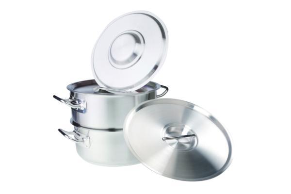 Attrezzature professionali per la cucina bar pentole e accessori acciaio inox 18 10 - Attrezzature professionali cucina ...