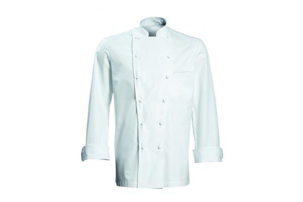 Abbigliamento professionale bragard cucina giacche da cucina grand chef giacca bianca super - Abbigliamento da cucina ...