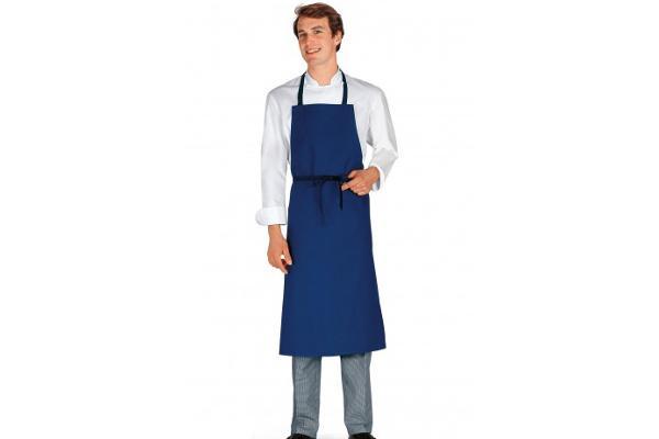 Abbigliamento professionale bragard cucina grembiuli da cucina travail grembiule blu - Abbigliamento da cucina ...